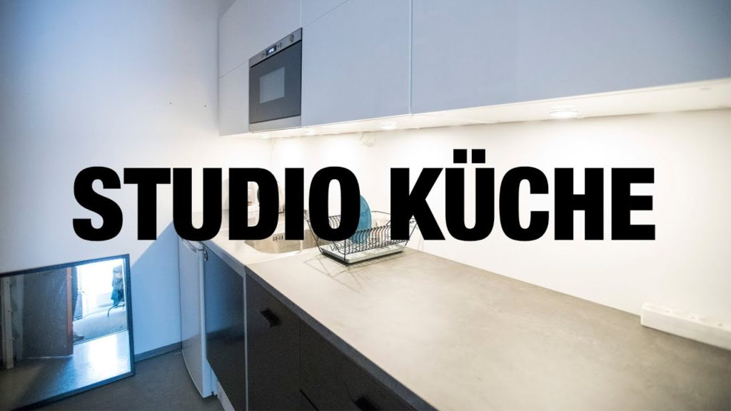 Neue Studioküche